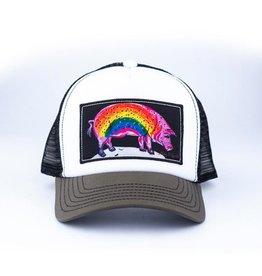Art 4 All Hog Bow Hat