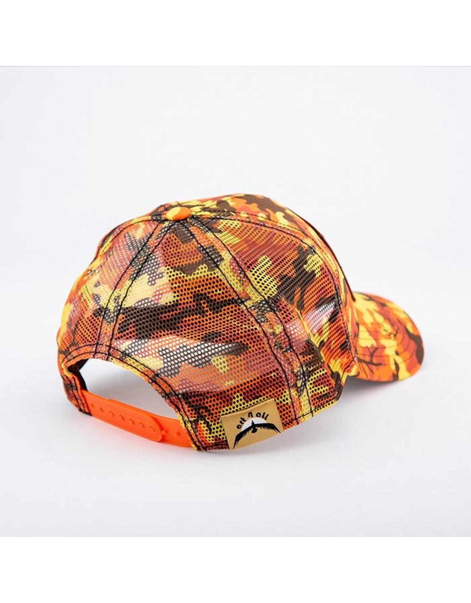 Art 4 All Art 4 All - Buck Dusk Blaze Orange Hat