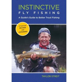 Mountain Anlger Taylor Streit's - Instinctive Fly Fishing