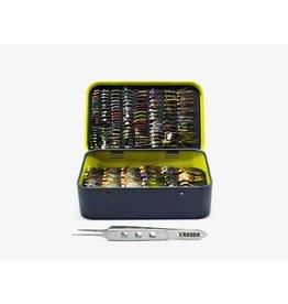 Yakoda Supply Yakota - Fly Tin & Tweezer Combo
