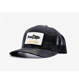 Yakota Mystic Trout Multicam Hat