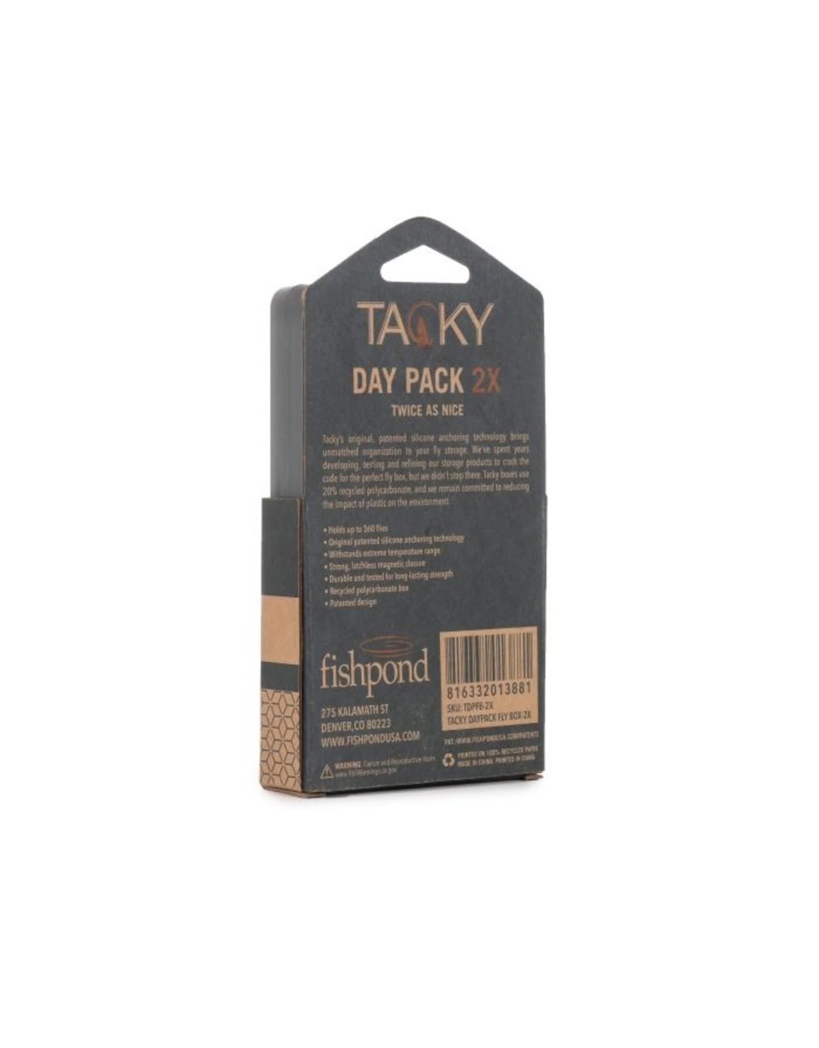 Fishpond Tacky Daypack Fly Box 2X