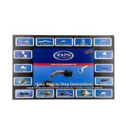 Wapsi Wapsi - Deluxe Fly Tying Starter Kit
