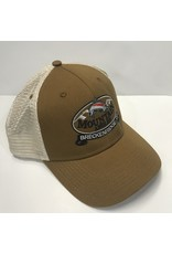 Ouray Ouray - Soft Mesh Sideline Hat MA LOGO