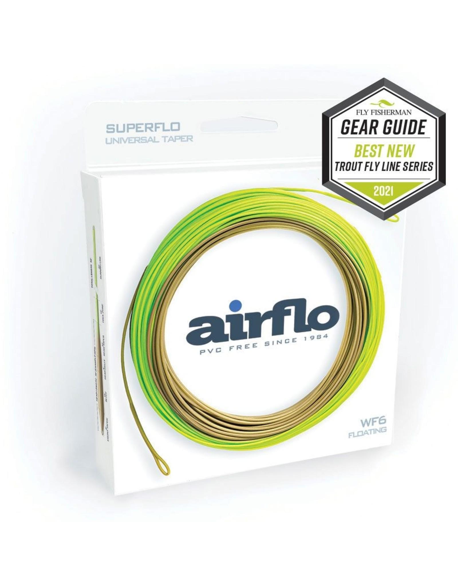 AirFlo Airflo - Superflo Universal Taper Fly Line