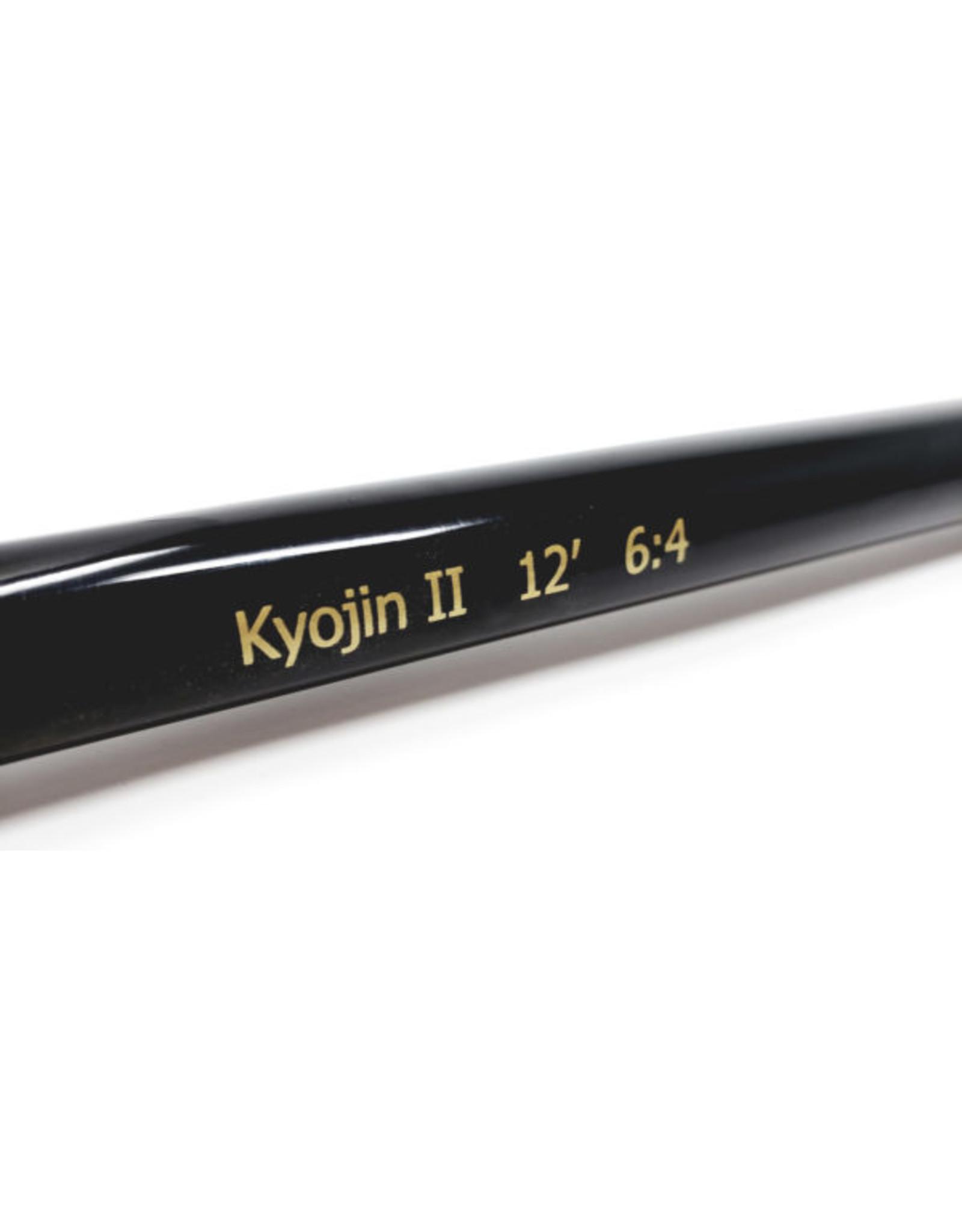 Zen Fly Fishing Gear Zen Tenkara - Kyojin II Spey Fly Rod w/ Rod Sock and Carbon Fiber Travel Case