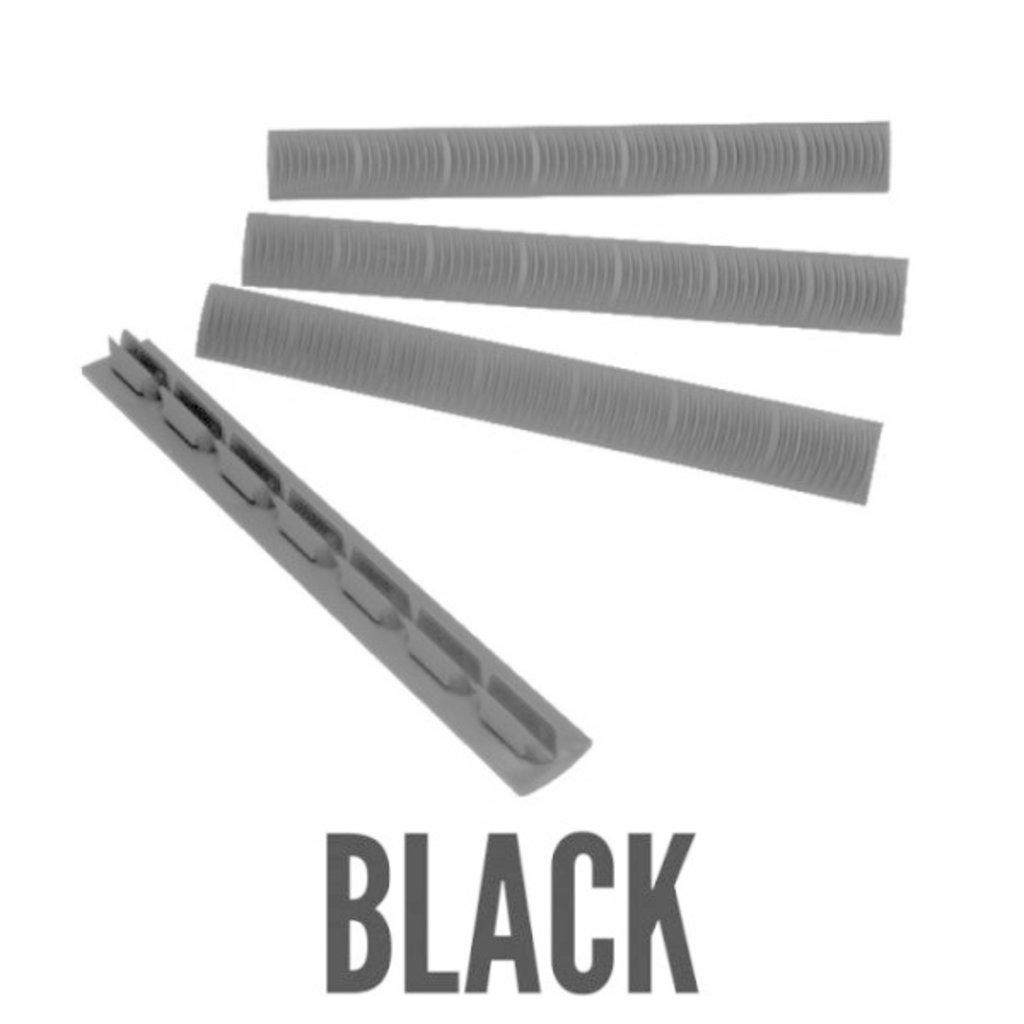 Ergo Ergo Grip 7-Slot KeyMod WedgeLok Slot Cover 4 Pack Black MFG # 4330-4PK-BK UPC # 874748005913