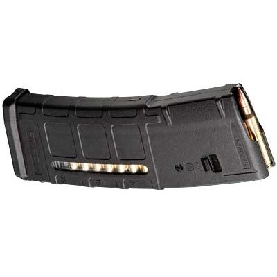 Magpul Industries Magpul Industries Mag PMAG 223 Rem 556NATO 30Rd Black Window AR Rifles MAG570-BLK