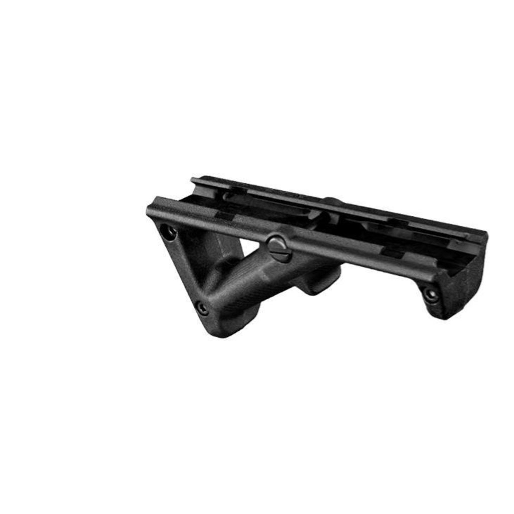 Magpul Industries Magpul Industries AFG2- Angled Fore Grip Grip Black Picatinny MAG414-BLK UPC Code# 873750003429