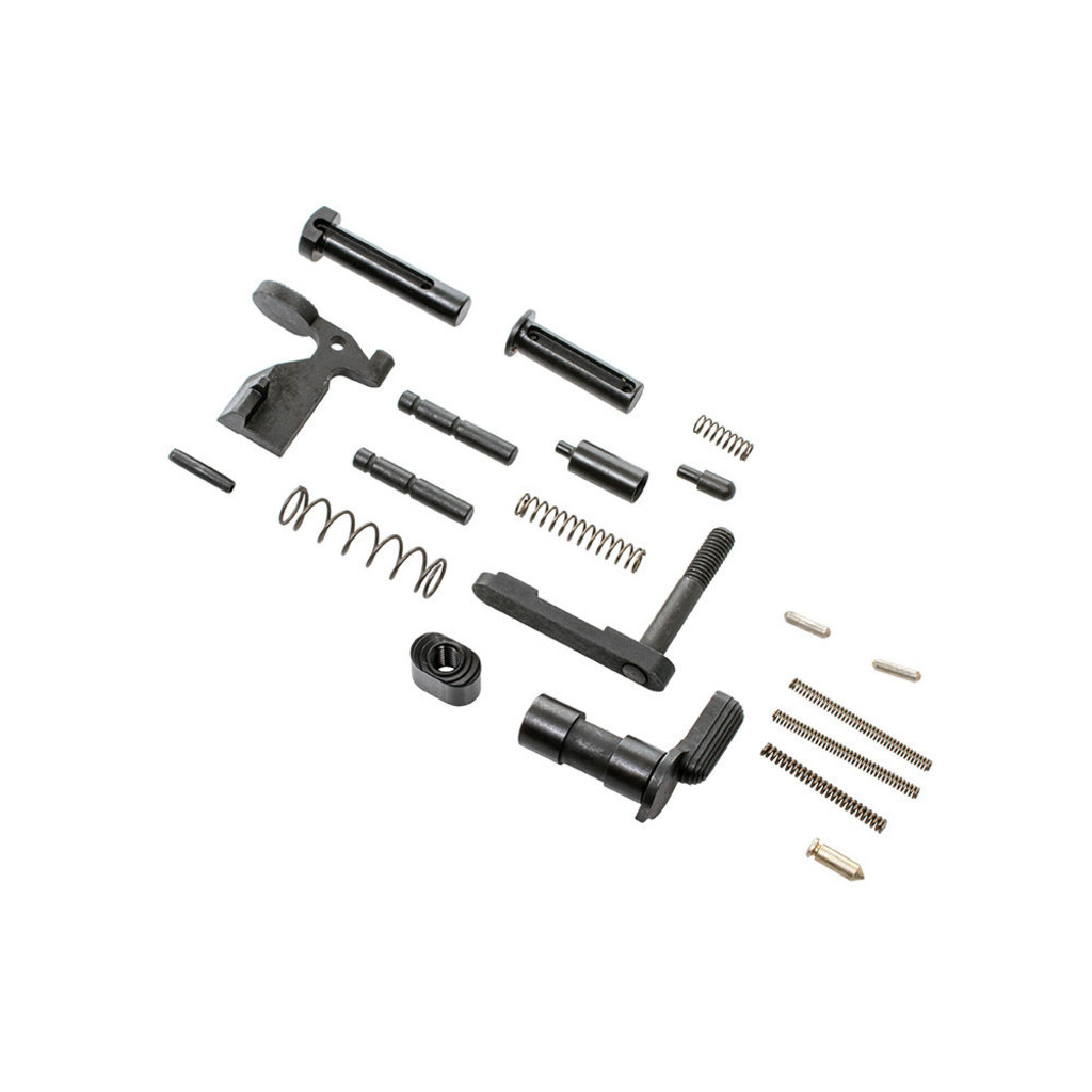 CMMG CMMG Inc. Lower Parts Kit AR15 Gun Builder's Kit MFG # 55CA601 UPC # 815835015408