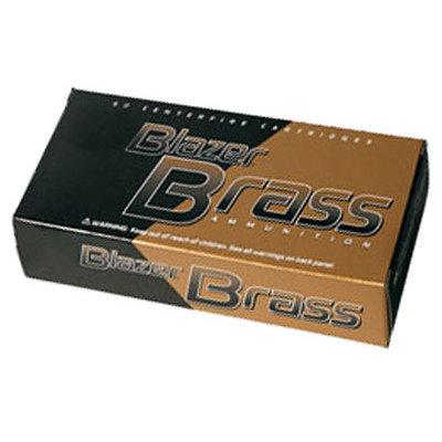 Blazer Brass .45 Auto 230 Grain FMJ MFG # 5230 UPC Code # 076683052308