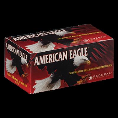 Federal Federal Premium Ammunition American Eagle 5.7x28mm Full Metal Jacket 40 Grain MFG # AE5728A UPC # 029465063122
