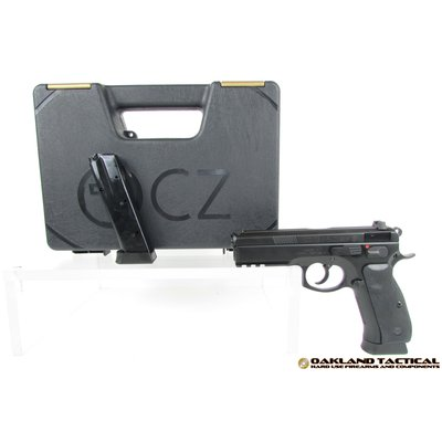 CZ-USA CZ-USA 75 SP-01 9mm 18rd NS Luger MFG# 91152 UPC# 806703911526