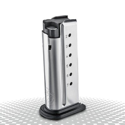 Springfield Springfield Armory XDS 9x19mm 7-Round Flush Fit Magazine MFG # XDS0907 UPC # 706397893941