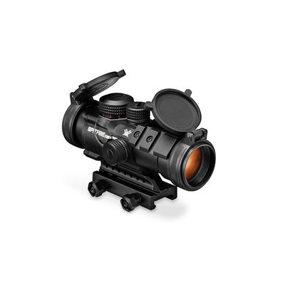 Vortex Optics Vortex Spitfire 3x Prism Scope EBR-556B (MOA) Reticle MFG # SPR-1303 UPC # 875874005372