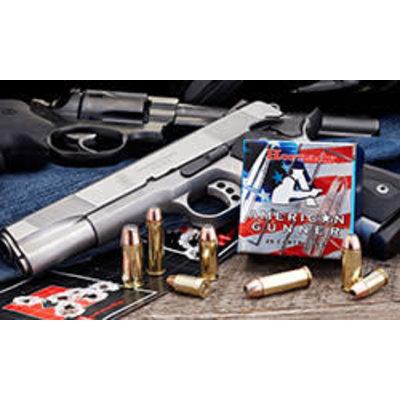 Hornady Hornady 9mm Luger 115 Grain XTP American Gunner MFG # 90244 UPC # 090255902440