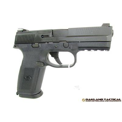 "FNH USA (Law Enforcement) FNH USA FNS-9 Black 4.0"" Barrel 9x19mm MFG # 66917 UPC # 845737002756"