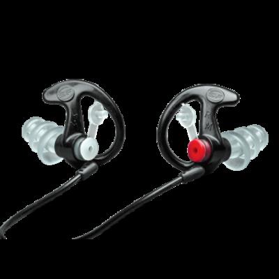 Surefire Surefire EP4 Sonic Defenders Plus Filtered Flanged Earplugs MFG # EP4-BK-SPR UPC # 084871315180