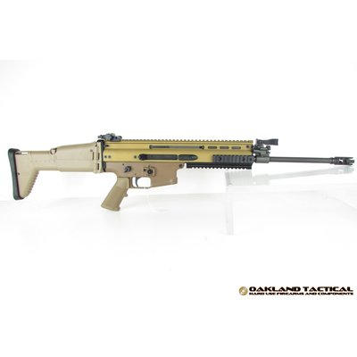 "FNH USA FNH USA FN Scar 16S 16.25"" Barrel 5.56x45mm Flat Dark Earth MFG # 98501 UPC # 818513008815"