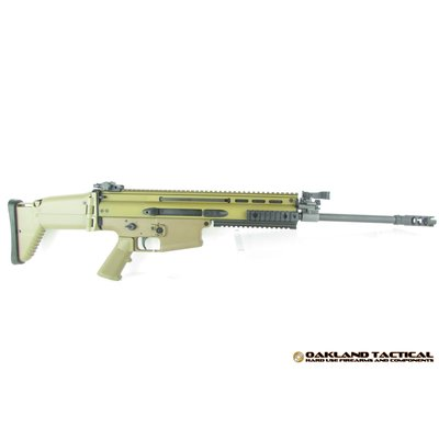"FNH USA FNH-USA FN SCAR 17S 16.25"" Barrel 7.62x51mm Flat Dark Earth MFG # 98451 UPC # 818513008839"