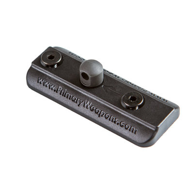 Primary Weapons Systems Primary Weapons Systems (PWS) KeyMod Bipod Adapter for Harris Style Bipods MFG # 5KMHBEA1