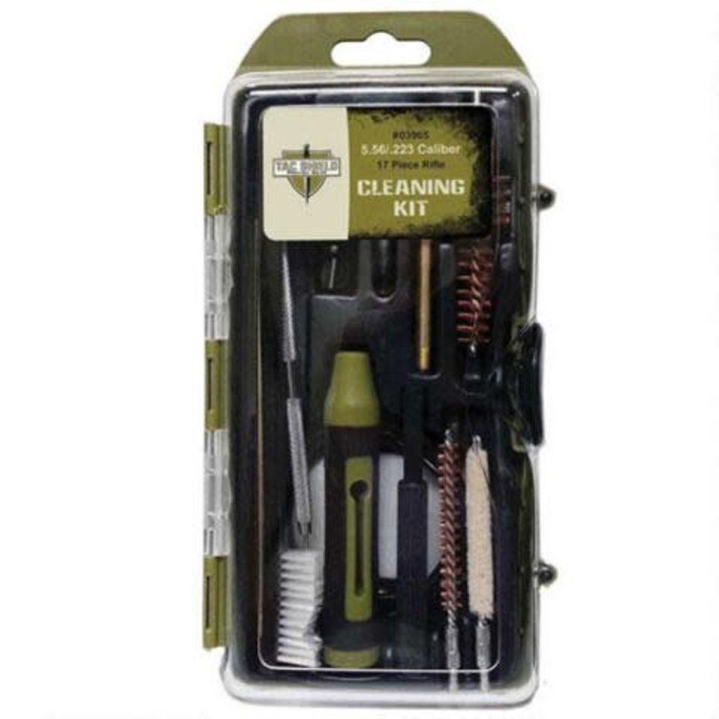 TacShield M16/AR15 Field Cleaning Kit 17 Piece MFG # 03965 UPC # 843119030298