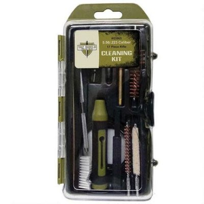 TacShield M16/AR15 Field Cleaning Kit 17 Piece MFG # 03965 UPC # 843119030298