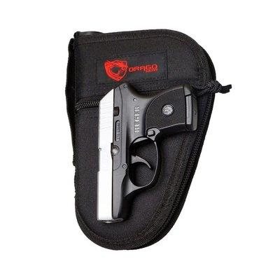 """Drago Gear Drago 8.5"""" Pistol Case Black MFG # 12-310BL UPC # 815778010652"""