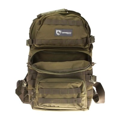 Drago Gear Drago Gear Assault Backpack OD Green MFG # 14-302GR UPC # 815778010263