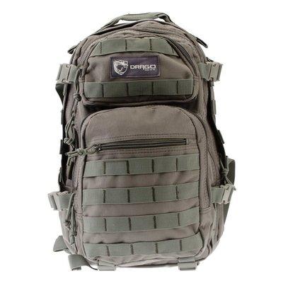 Drago Gear Drago Gear Scout Backpack Gray MFG # 14-305GY UPC # 815778010775