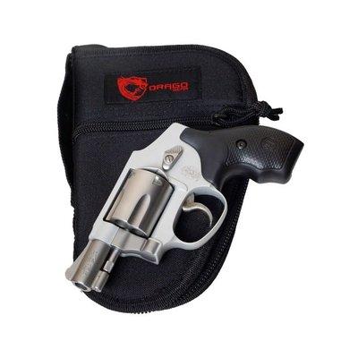 """Drago Gear Drago Gear 9.5"""" Pistol Case Black MFG # 12-311BL UPC # 815778010669"""