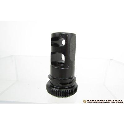 Advanced Armament Corp Advanced Armament Corp Blackout 51T Muzzle Brake 5.56 1/2x28 MFG # 64132 UPC Code # 857839002749