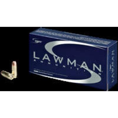 CCI/Speer Speer Ammo Lawman .357 Sig 125 Grain MFG # 53919