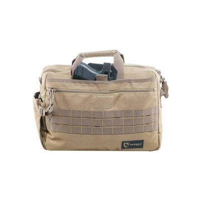 Drago Gear Drago Gear Tactical Laptop Briefcase Black MFG # 15-305BL UPC # 815778010515