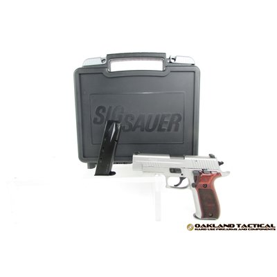 "Sig Sauer Sig Sauer P226 Elite Semi-Automatic SRT 4.4"" Barrel 9mm MFG# E26R-9-SSE UPC# 798681406821"