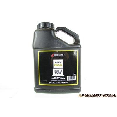 Hodgdon Hi-Skor 700-X Smokeless Powder UPC Code # 754486001043