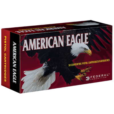 Federal Federal Premium American Eagle 10mm Auto Full Metal Jacket MFG # AE10A UPC # 029465096397