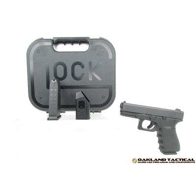 """Glock Glock 19 Semi-Auto 9mm 4.02"""" 15rd Blk MFG# PI1950203 UPC# 764503502194"""