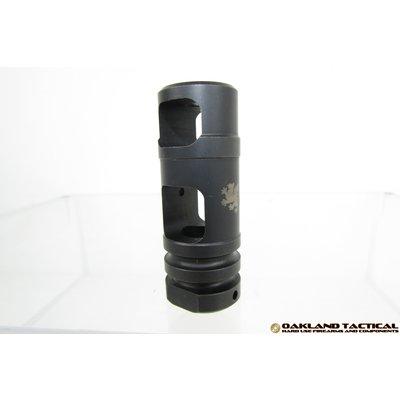 Griffin Armament Griffin Armament M4SD 2 Port Muzzle Brake 5.56mm 1/2x28 MFG # XHP556MB