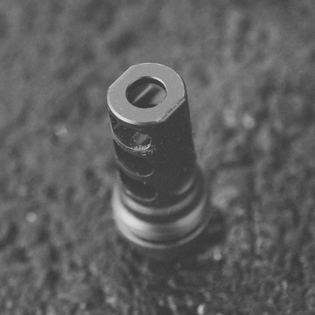 SilencerCo ASR Muzzle Brake 5/8x24 - 7.62 MFG # AC591 UPC Code # 817272011432