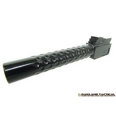 Zev Technologies ZEV Technologies Match Grade Barrel G17 Dimpled Black MFG # BBL-17-D-DLC UPC Code # 811745023007