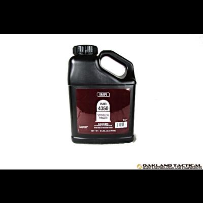 IMR Legendary Powders IMR 4350 Smokless Powder 8 lbs MFG # 43508 UPC Code # 754486056067