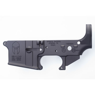 Spike's Tactical Spike's Tactical Lower (Multi) Forged Spartan-Custom Markings MFG # STLS021