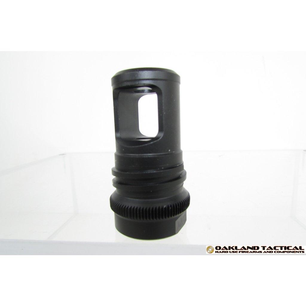 Advanced Armament Corp Advanced Armament Corp Titan-QD 90T Muzzle Brake M18x1.5 (AI) MFG # 101209 UPC Code # 847128008187