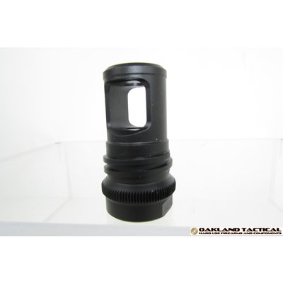 Advanced Armament Corp Advanced Armament Corp Titan-QD 90T Muzzle Brake M18x1.5 (AI) MFG # 101209 UPC Code # 847128008187