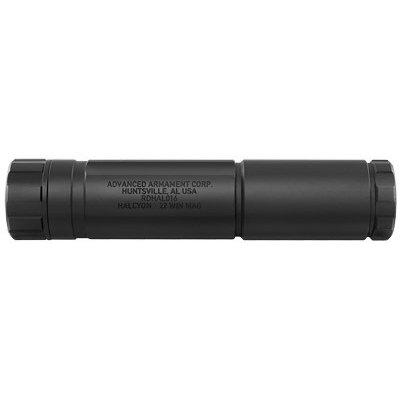 Advanced Armament Corp AAC HALCYON 22LR BLK MODULAR MFG# 64283 UPC# 847128011132