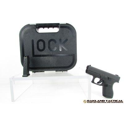 "Glock (Blue Label) Glock G42 3.25"" Barrel .380 Auto MFG # UI4250202 UPC Code # 764503910609"