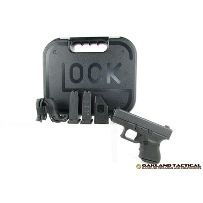 "Glock (Blue Label) Glock G26 Gen4 3.42"" Barrel 9x19mm MFG # PG2650202 UPC # 764503612022"