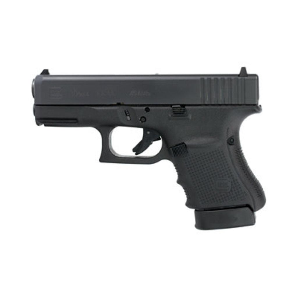 """Glock GLOCK G30 Gen4 3.77"""" Barrel .45 ACP MFG# PG3050201 UPC# 764503762017"""