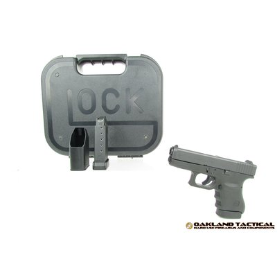 Glock Glock G36 Gen3 .45 ACP 3.78 Inch Barrel Length MFG # PI3650201 UPC Code # 764503365027